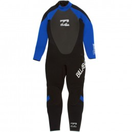 Billabong Kids Intruder Wetsuit blue royal winter