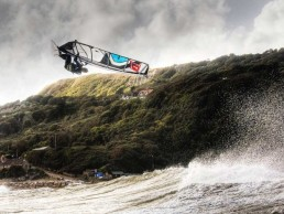 South coast Niton Ventnor windsurf isle of wight ross williams John carter