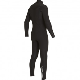 Billabong Wetsuit 4/3 3/2 Absolute Black Chest Zip