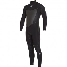 sale wetsuit Billabong Furnace Carbon x 5/4 Chest Zip Black sale