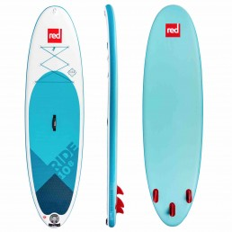 Red Paddle Co SUP Ride 10 8 package iow