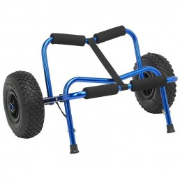 Palm Caddy Trolley kayak stacked beach car wheels