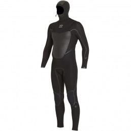 Billabong Furnace Carbon x 6/5 hooded wetsuit