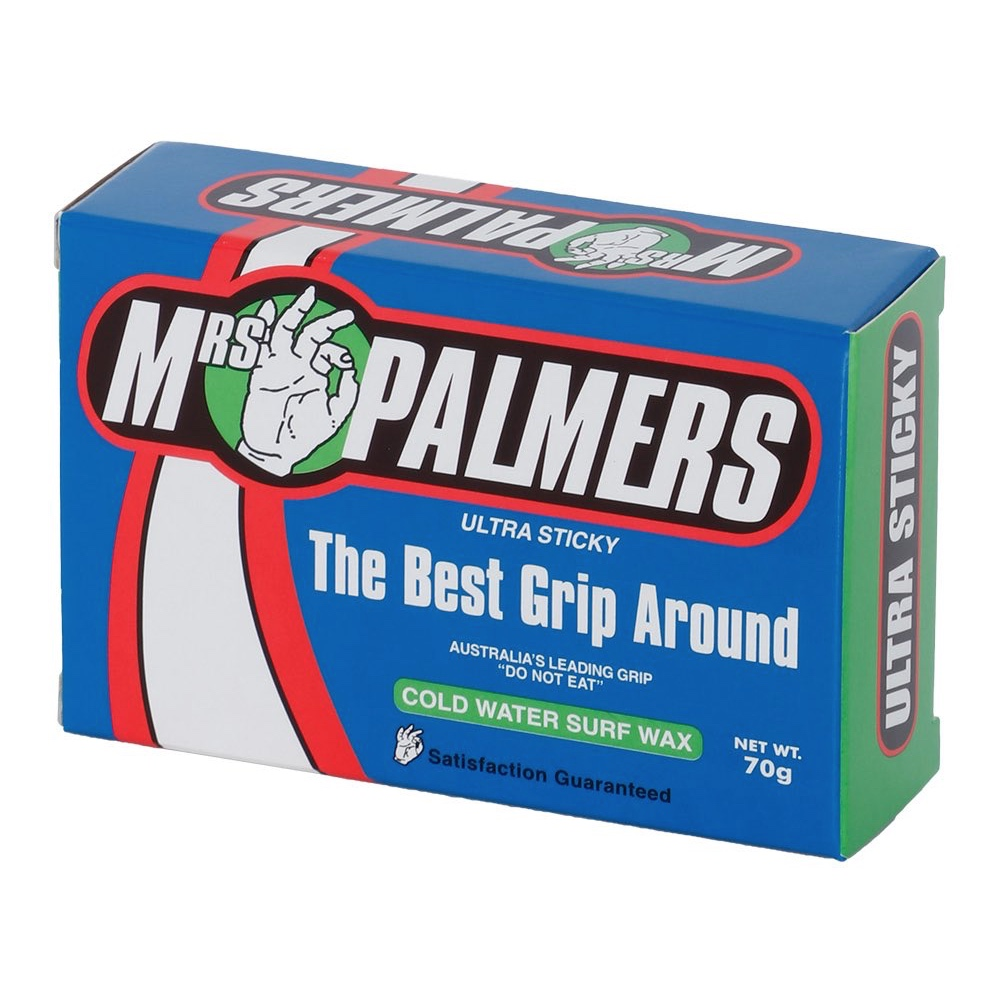 Mrs Palmers Cold Surf Wax