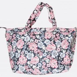 Billabong Gypsy Love Bag Floral Off Black