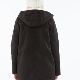 Billabong womens faciliti jacket off black