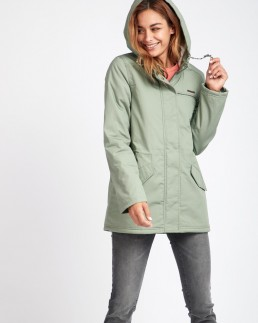 Billabong womens faciliti jacket treetop