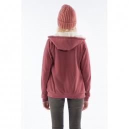 billabong womens hoodie sherpa