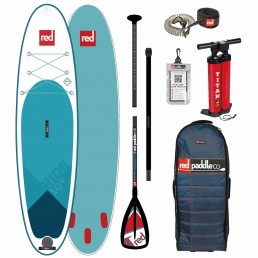 Red Paddle Co SUP Inflatable Ride IOW