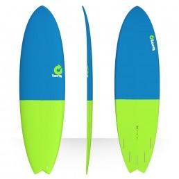 Torq TET ModFish Surfboard