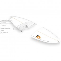 torq modfish mod fish surfboard