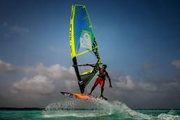 GA Sails Gaastra Tabou Pure 18 2018 windsurf windsurfing