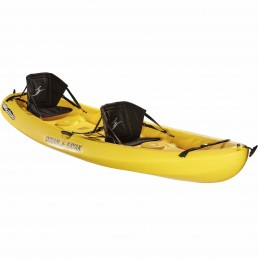 Ocean Kayak Malibu Two Yellow