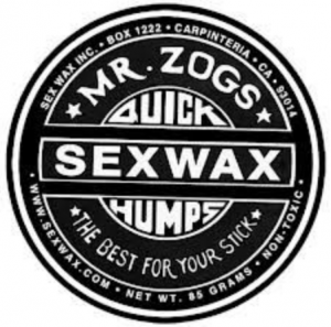 Sex Wax Quick Humps at Earth Wind Water