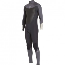 Billabong Wetsuit 3/2 gbs Absolute Asphalt grey