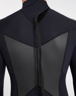 Billabong Absolute Back Zip 3/2mm Summer wetsuit Black