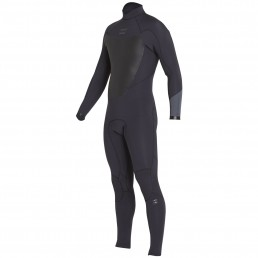 Billabong Absolute Back Zip 3/2mm Black Sands