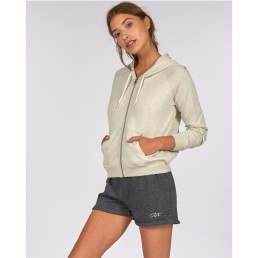 Billabong girls womens zip hoodie cropped long green mineral sage mint water cool cute summer light weight sale