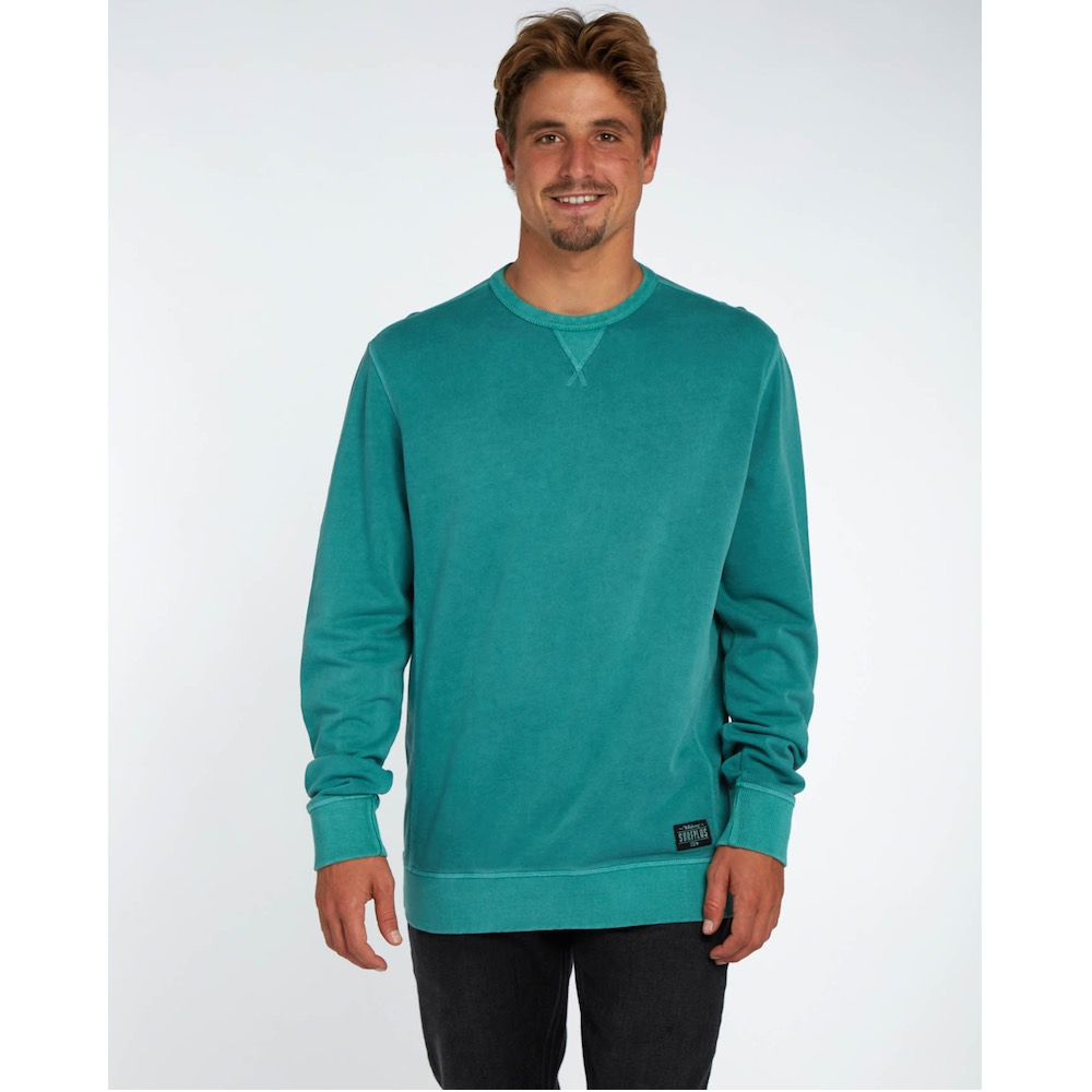 billabong wave washed crew sweater jumper surplus surf surfer
