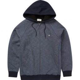 Black Friday sale Bong billabong hood hoodie hoody jumper zip up blue black new winter
