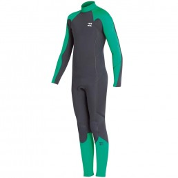 Kids Junior Boys Girls winter wetsuit warm 5/4 5/4/3 543 54 billabong ripcord c-skins Roxy