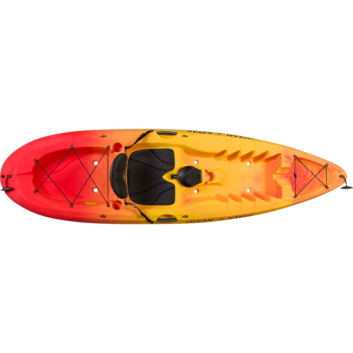 red orange yellow sunrise Tandem single double kayak uk England family holiday camping seaside fun surf coast isle of wight paddles adventure activities earth wind water surf tackt-isle shop package deal