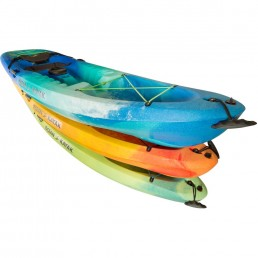 ocean kayak stackable scrambler 11 Malibu 11.5 frenzy 9.5 two single surf kayak isle of wight iow kayaking
