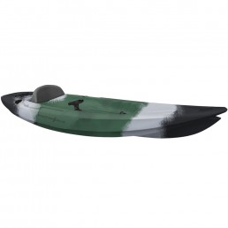 Angler angling fishing kayak camo green white black rod holders mounts gear low profile stable cheap deal bargain sale isle of wight earth wind water sea ocean perception Bembridge tackt-isle adventure activities point 65