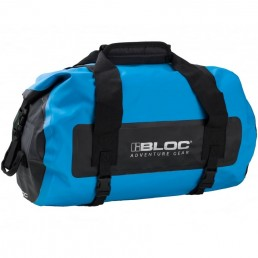 Bloc dry bag duffle roll top roll down waterproof kayak kayaks bungee straps 30l 25l 20l 15l 10l 5l phone case clothes dry touring camping exploring adventure isle of wight iow shanklin surf shop earth wind water
