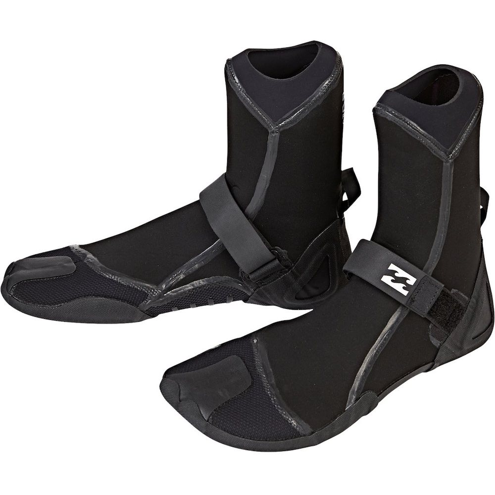 Billabong Furnace Carbon Ultra Split Toe Boots 5mm 7mm Graphene inner warm winter surfing uk south coast isle of wight accessories Christmas gift xmas present surf surfing
