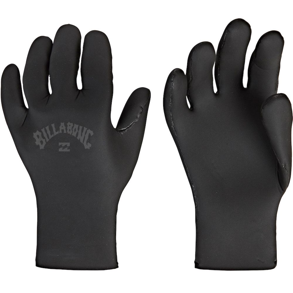 Billabong Furnace Absolute Wetsuit Gloves 2mm 3mm 5mm winter surf surfing uk south coast isle of wight cold water west country devon cornwall wales scotland europe