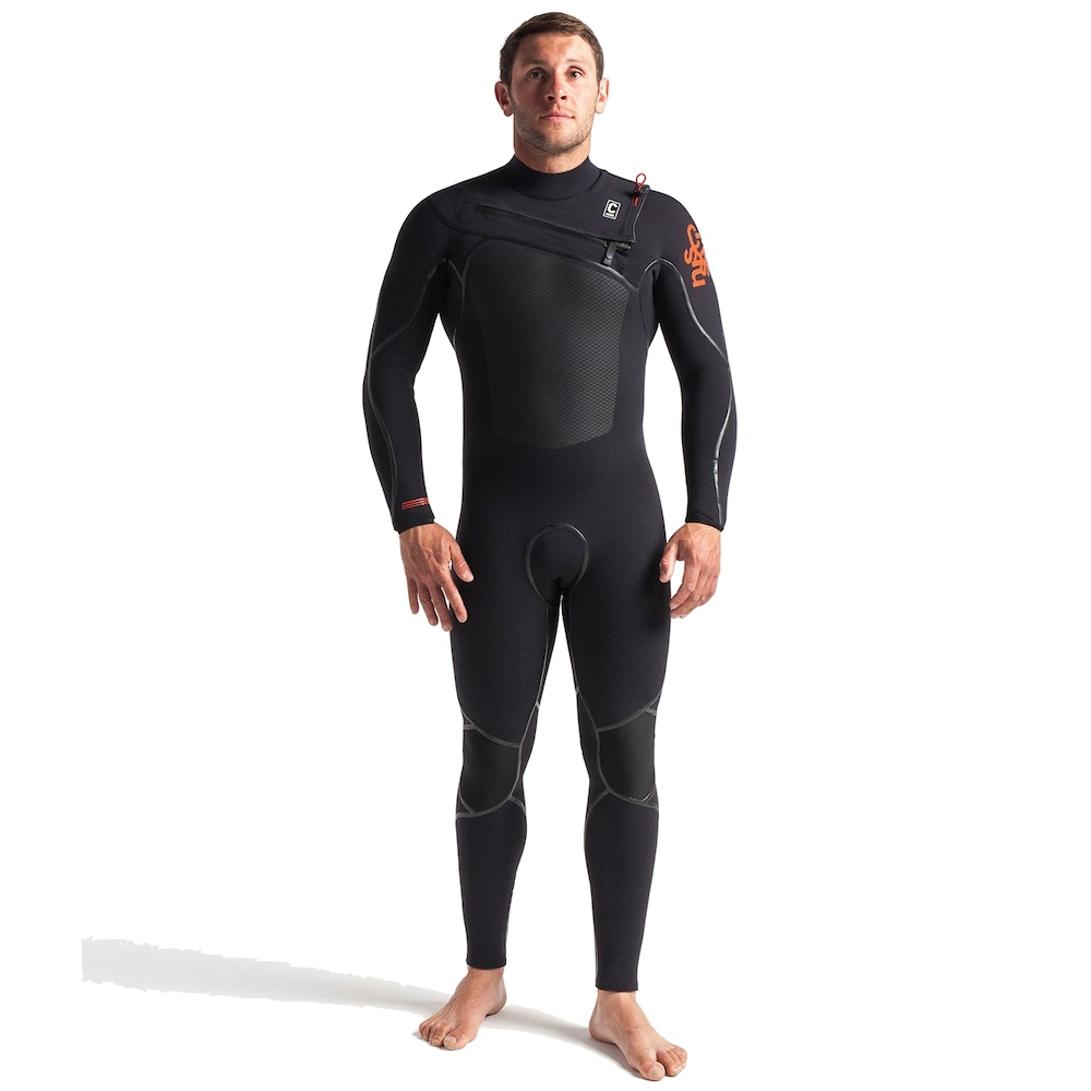 c-skins 2020 winter 5:4 chest zip wetsuit cold water uk surfing thermal keep warm liquid tape gbs true thickness isle of wight best price deal delivery cornwall devon wales scotland europe
