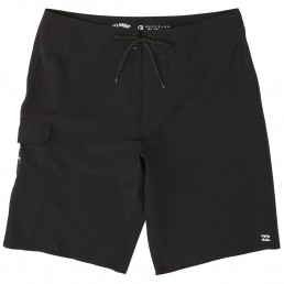 Billabong All Day Pro Boardshorts black. Recycler 4 way stretch quick dry micro water repel