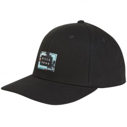 Billabong Plateau Billabong Snapback Cap Phantom Black Adjustable