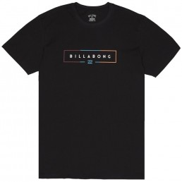 Billabong T-shirt black core fit