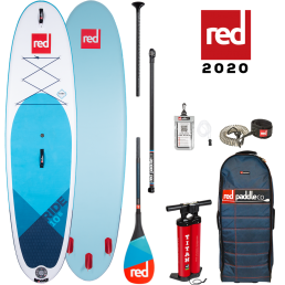 Red Paddle Co 10'6 Ride SUP Stand Up Paddle board package deal new 2020 alloy carbon nylon paddleboard paddling world's best isle of wight south coast uk earth wind water alloy carbon 50 100 nylon