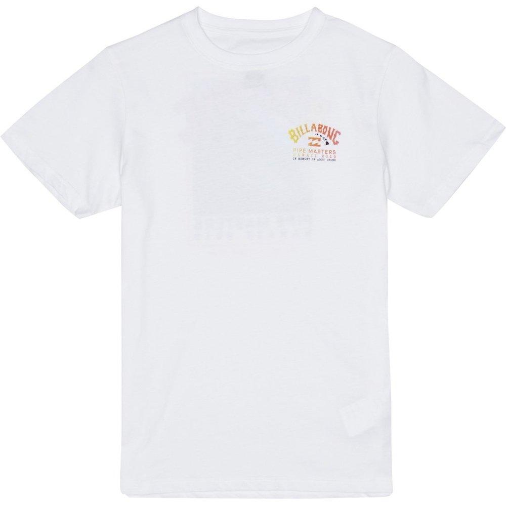 Billabong Boys Kids Pipe Masters Tee Tshirt back print Hawaii 2019 2020 surf