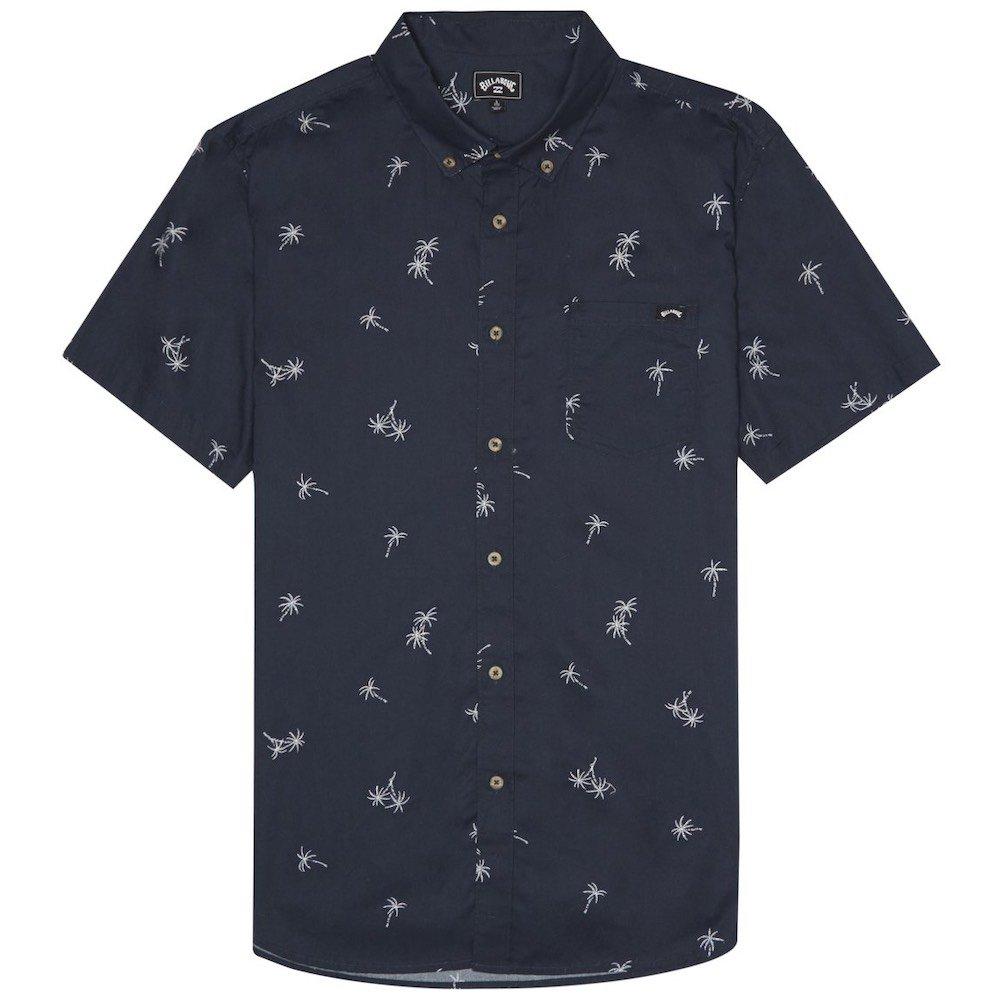 Billabong Sundays Mini Shirt Navy Blue