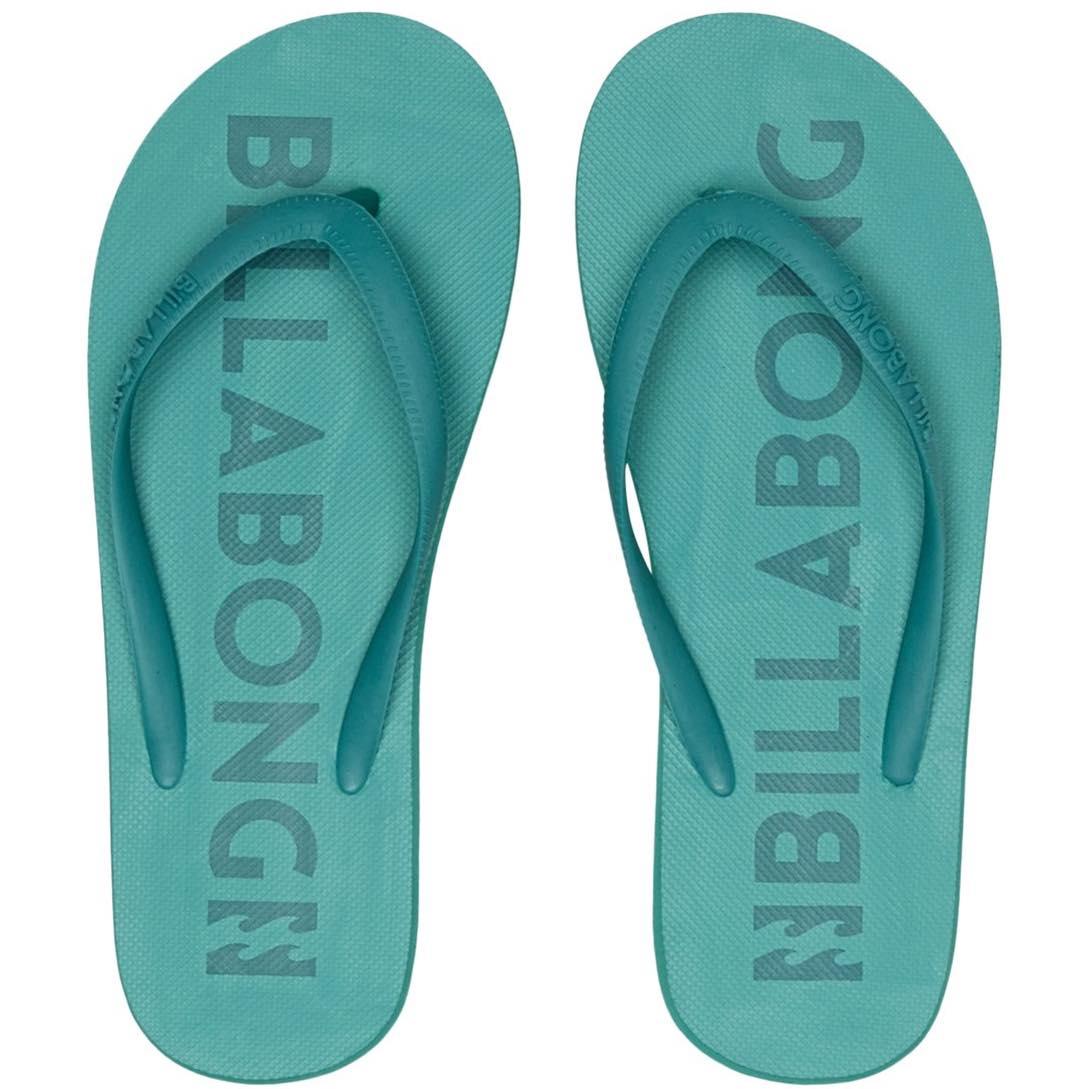 Billabong Womens Sunlight Flip Flops Samba Mango Emerald Bay Black Red Yellow Green spring summer 2020