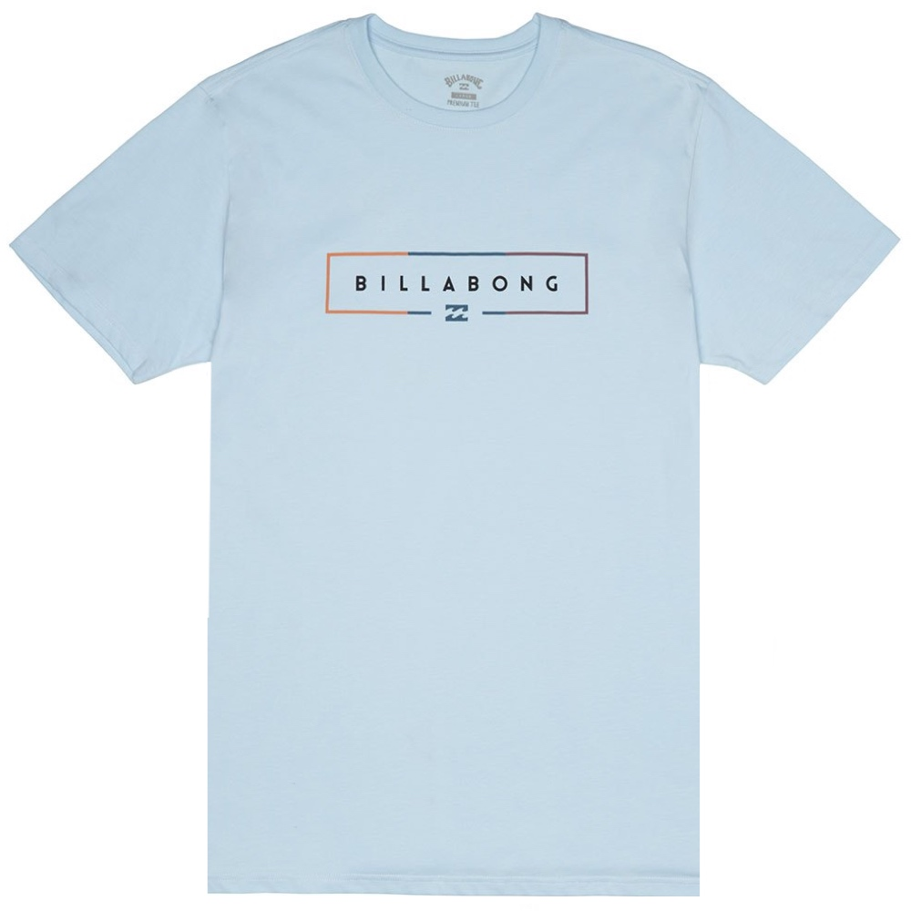 Billabong T-shirt Coastal blue core fit