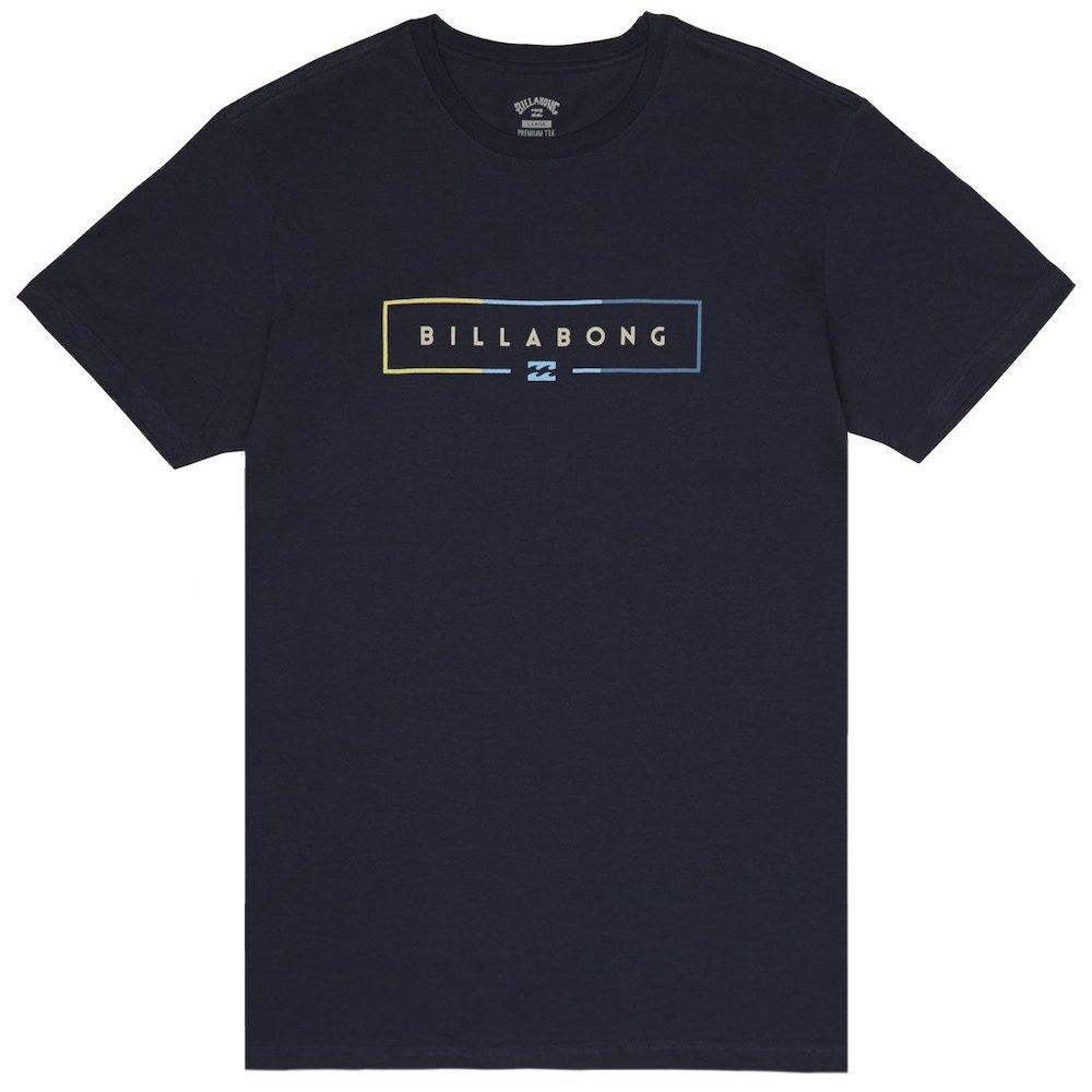 Billabong T-shirt navy blue core fit