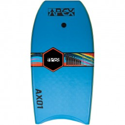 Apex Bodyboard Blue Yellow. Alder Hoax
