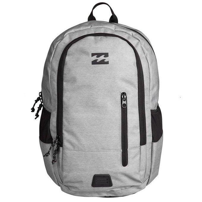 Billabong Command Lite Pack Khaki Backpack rucksack luggage folder school gym sports bag surf skate brown grey black zip padded laptop computer comfortable commuter