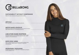 Billabong 2020 sustainability without compromise