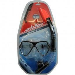 Alder Mask and Snorkel twin lens - beach, summer, snorkeling, sea, holiday, gift, watersports,