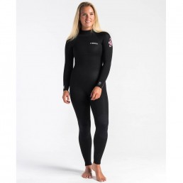 C-Skins Womens Surflite GBS 3/2mm Wetsuit Spring Summer true thickness