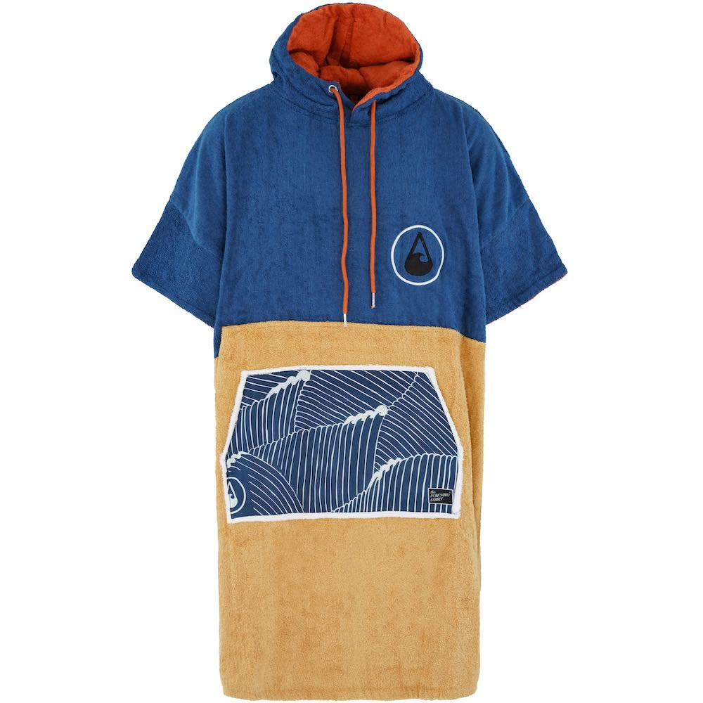 """Whether on the beach, at the pool, after a shower or just lounging around at home our poncho will always keep you comfortable and warm, as well as being the perfect """"mobile changing room"""" when getting in and out of your swimwear or wetsuit! Towel changing robe."""