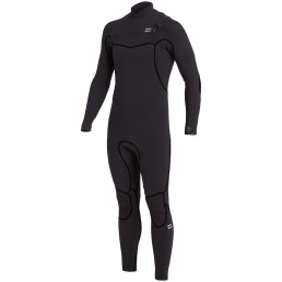 Billabong 2021 Furnace 5/4mm winter steamer neoprene wetsuit. Graphene quick dry warm inner lining