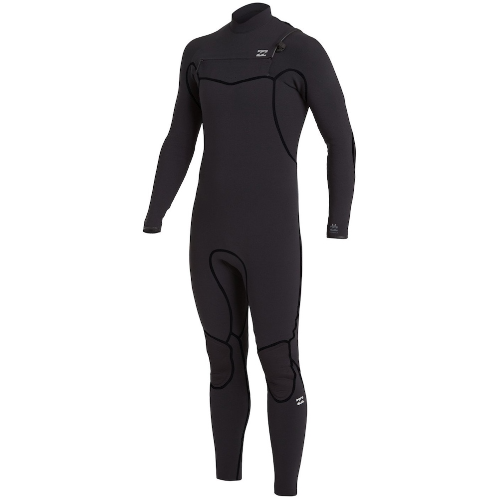 Billabong 2021 Furnace 5/4mm winter steamer neoprene wetsuit. Graphene quick dry warm inner lining