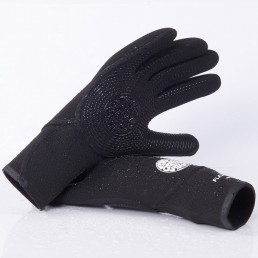 Ripcurl flash bomb wetsuit gloves 3/2mm 5/4mm. Flashbomb neoprene gloves